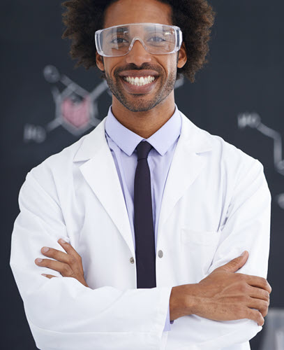 Happy Scientist Cropped