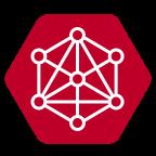 Platform Hex Red